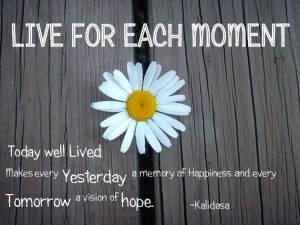 Live-for-Each-Moment